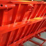 1.Cassone trattore verniciato (DOPO)